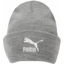 b8eb735c0 Puma Style Beanie Mens Med Grey