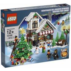 LEGO Creator 10199 Zimní obchod s hračkami alternatívy - Heureka.sk 4beeb08610