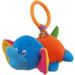 Baby Mix Plyšová hračka s vibrací sloník