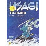 Usagi Yojimbo Stíny smrti