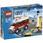 Lego City 3366 Odpaľovacia rampa pre satelity