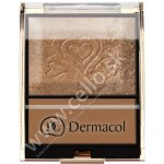 Dermacol Bronzing Palette Make-up 9 g