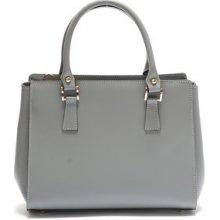 Mangotti kožená kabelka 3040 Grigio