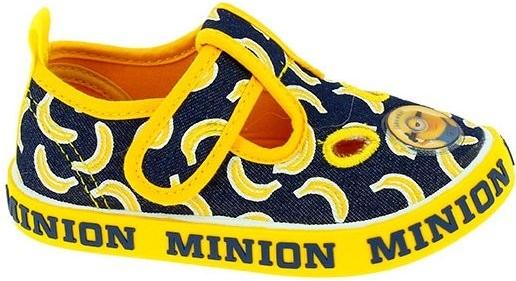 Disney by Arnetta Chlapčenské papučky Mimoni modro-žlté alternatívy -  Heureka.sk e6c1bb5a9a