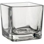 Sandra Rich Amuse-Bouche pohár, pohárik, sklenička váza kocka 7,5cm - Sandra Rich
