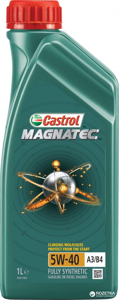 Castrol Magnatec A3/B4 5W-40 1 l - 0