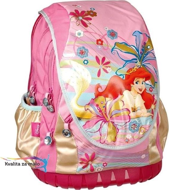5398223b1c SunCe anatomický batoh ABB Disney Princezny Ariel S-3004-GA 41