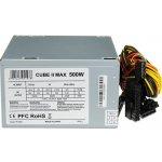 iBox PC Cube II 500W ZIC2500W12CMFA