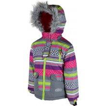 Pidilidi PD1017-01 zimná bunda s lyžiarskym pásom dievča