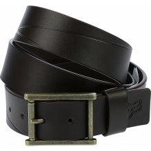 Fox pásek - Briarcliff Leather Belt Brown 081