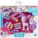 Hasbro My Little Pony Poník s kaderníckymi doplnkami Pinkie Pie