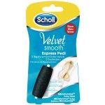 Scholl Velvet Smooth Express Pedi náhradné hlavice 2 ks