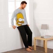 Blancheporte Homer pánské pyžamo dlouhé