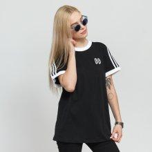 adidas Tričko Originals 3 STRIPES TEE Čierna 235b7e0bae7