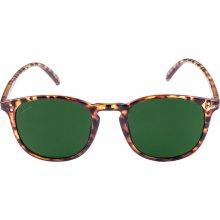 Urban Classics Sunglasses Arthur havanna/green
