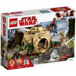 LEGO Star Wars 75208 Yodova chatrč