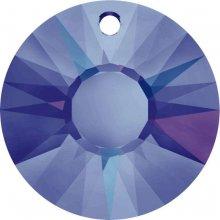 SWAROVSKI 6724 12 mm Crystal Heliotrope