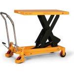 5b5c2e12c57b6 Prepravný vozík Hydraulický zdvíhací stôl B2B Partner 150 kg, 755 mm
