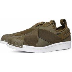12d58b2c1c63a Adidas Originals Superstar Slip-on Trace Olive alternatívy - Heureka.sk