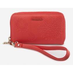 Dámska peňaženka Desigual 61Y53H03148 - červená alternatívy - Heureka.sk 93d8de23b8e