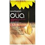Garnier Olia farba na vlasy 10.21 perleťová veľmi svetlá blond