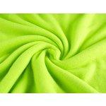bd2a1d0c4336 Goldea polar fleece antipilling - metráž š. 150 cm - svetlo zelená 150 cm