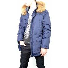 Pánske bundy a kabáty panska zimna bunda - Heureka.sk dc097cadddf