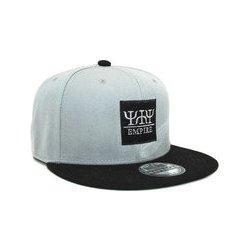 YZO Empire Label Gray Black Snapback šedá   černá   zelená ... 5c32e91cb3