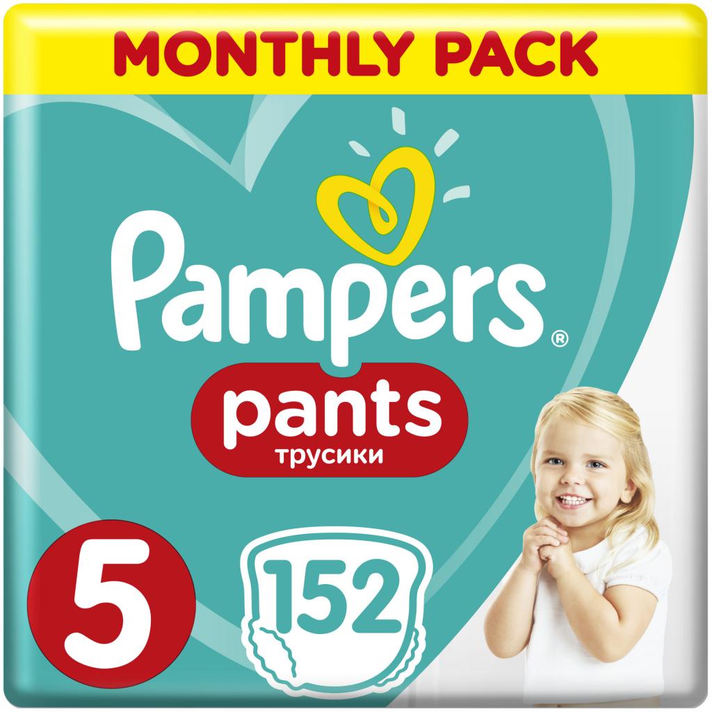 Pampers Pants 5 11-18 kg 152 ks