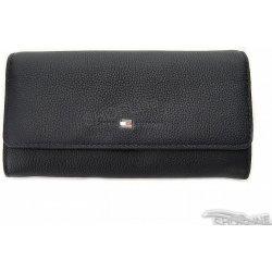 Tommy Hilfiger Peňaženka Basic Leather Large Ew Wallet - AW0AW03587413 53b67db3ac3