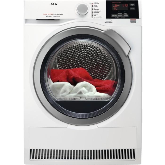Sušičká prádla AEG ProSense T6DBG28SC