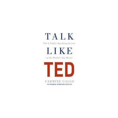 Talk Like TED Gallo Carmine