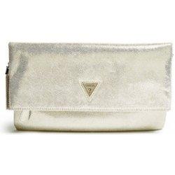 Guess listová kabelka Maria Foldover Clutch gold alternatívy ... c09d89345e0