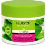 Madis Aloe Nat Hair Mask maska na vlasy 150 ml