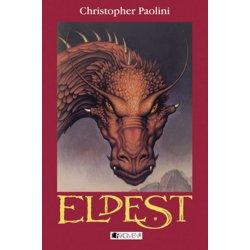 kniha Eldest - Christopher Paolini