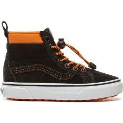 Vans SK8 HI MTE MTE toggle orange black detské topánky na zimu od 46 ... 5fd842b3b97