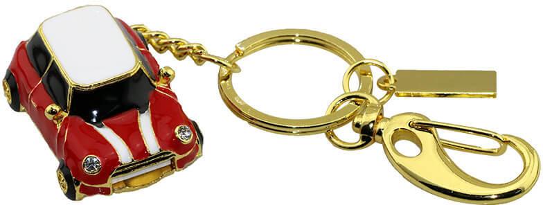 Prívesok na kľúče Prívesok na kľúče Imidžový USB kľúč 16GB Mini ... 97d9917b559