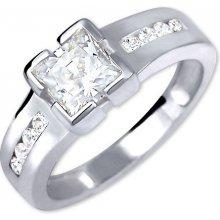 14e763d74 Brilio Silver Strieborný zásnubný prsteň 426 001 00416 04