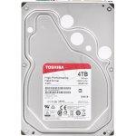 "Toshiba X300 4TB, 3,5"", SATA, HDWE140UZSVA"