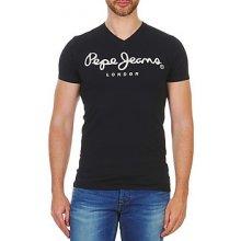 86cf1799e1b5 Pepe Jeans Tričká s krátkym rukávom ORIGINAL STRETCH čierna