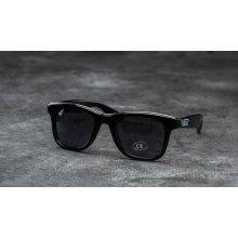 Vans Breakwater Sunglasses Black-Gold Rim