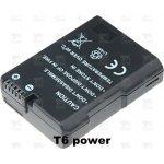 T6 power EN-EL14, EN-EL14a, EN-EL14e batéria - neoriginálne