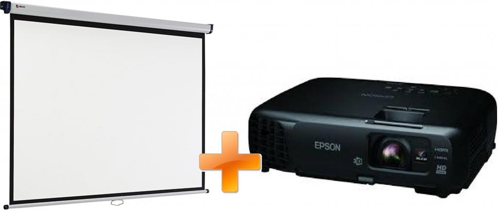 d481ccc97 Potrebujem niake špeciálne plátno na 3D projektor. - Poradna Epson EH-TW570  - Heureka.sk
