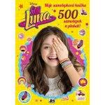 Moje samolepková knížka Luna
