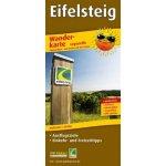 PublicPress Wanderkarte Eifelsteig, 39 Teilktn.