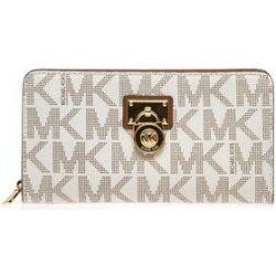 f85d0d6a81 Michael Kors Hamilton kožená kabelka do ruky biela alternatívy ...
