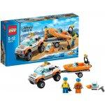 Lego CITY 60012 Džíp 4x4 a potápačský čln