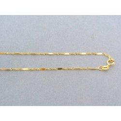 be0e29c72 MARM Design Zlatá retiazka žlté zlato dámska VR43133Z alternatívy ...