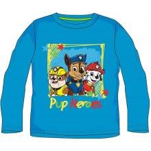 E plus M Chlapčenské tričko Paw Patrol - modré