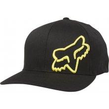 87ec6619c1b Fox Racing Flex 45 Flexfit Hat Pánská čepice Black Yellow